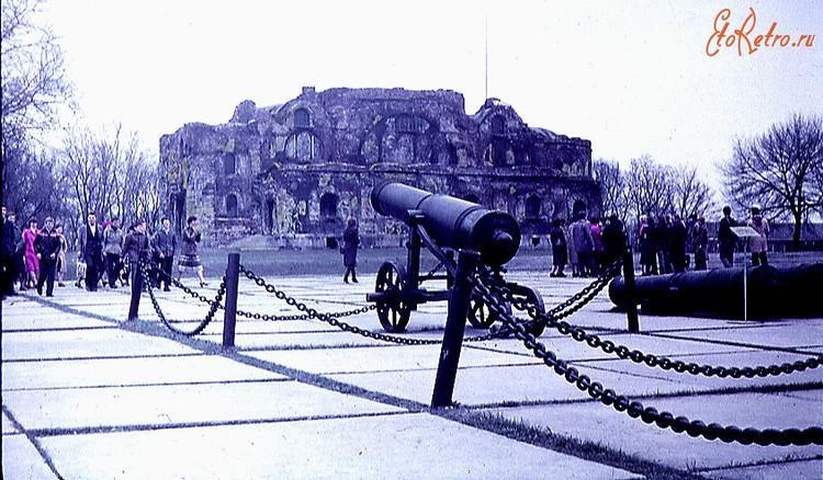 Несколько исторических фото Бреста и крепости