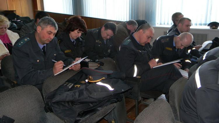 В Пинске обсуждалась работа медицинских вытрезвителей