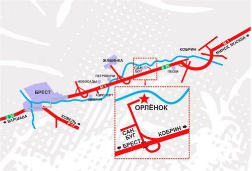 В Бресте стартует один из крупнейших в СНГ байкерских слетов (программа)