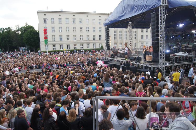 """""""Город света"""": энтузиасты-любители организовывают концерты на высшем уровне"""