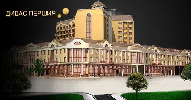 Дидас Першия будет самым элитным бизнес-центром в Бресте