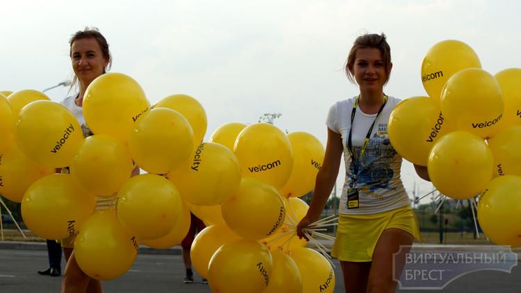 На Гребном канале состоялся традиционный большой концерт в честь Дня города
