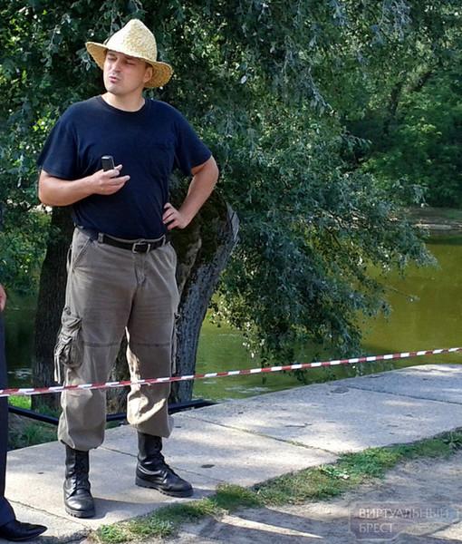 У Тереспольского моста в крепости идут раскопки, для чего?