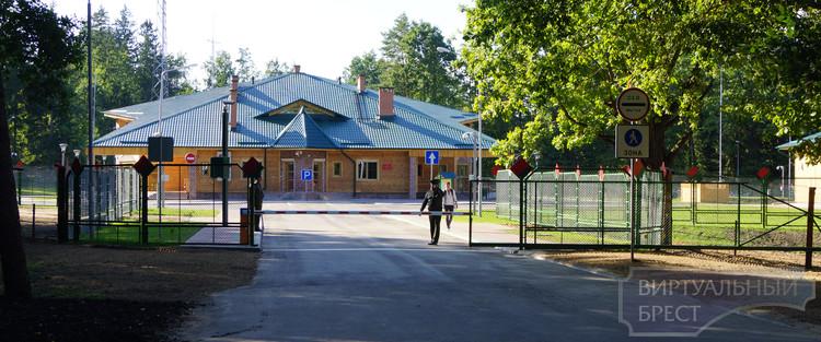 Открылся пешеходно-велосипедный международный пункт пропуска Переров-Беловежа