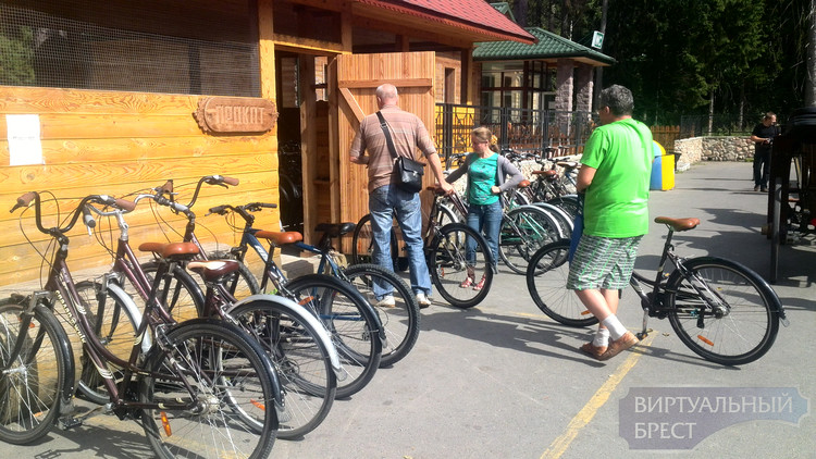 Сумар пообещал оказать поддержку велосипедному движению Бреста и разобраться с проблемами