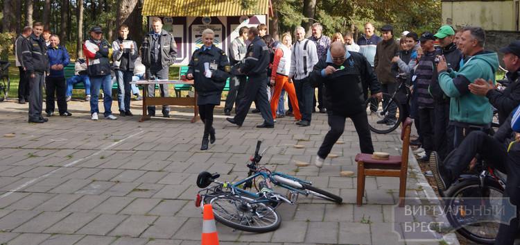 Велоэкскурсия-3 на Белое озеро состоялась