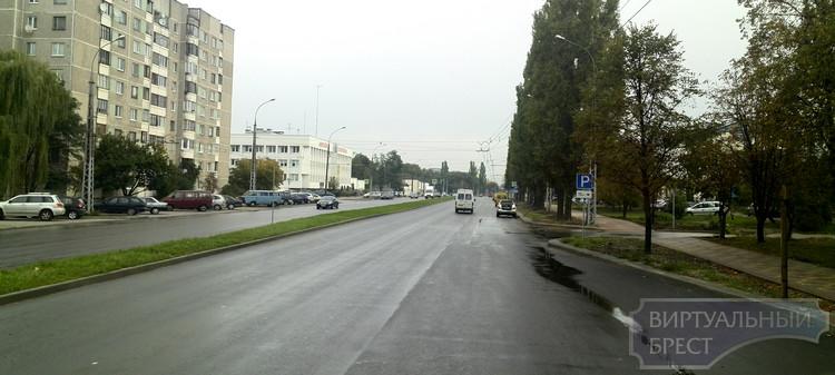 На ул. Я.Купалы завершают вторую очередь реконструкции