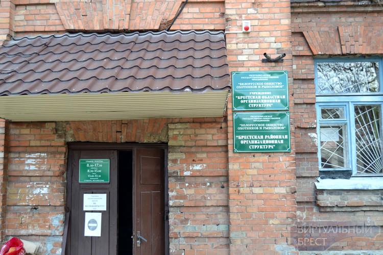 Здание-автограф есть недалеко от Брестской крепости, его стены - сплошная история