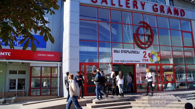В Бресте открылся фирменный магазин Samsung