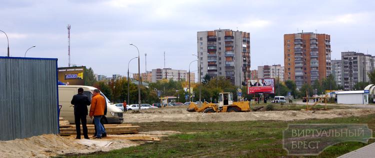 "На Волгоградской построят супермаркет ""Рублёвский"""