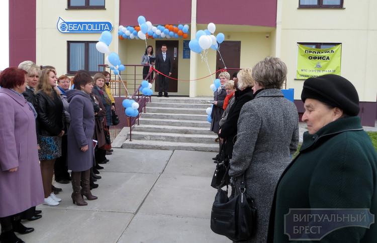 Новую почту открыли для жителей  «Юго-Запад»-а, на очереди школа и детский сад