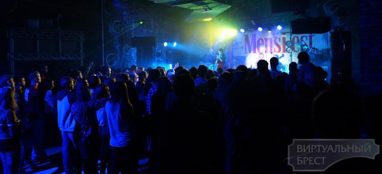 Рок-фестиваль Mens Fest состоялся в Бресте