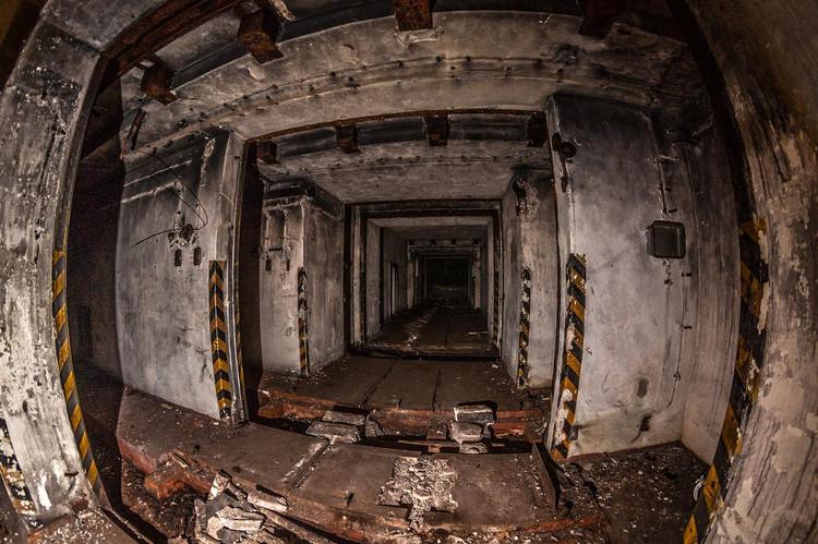 Тут были ядерные боеголовки... Хранилище СБЧ
