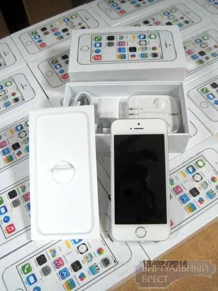 Большая партия смартфонов «iPhone-5S» выявлена брестскими пограничниками
