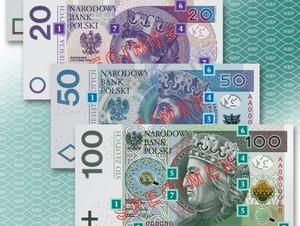 Нацбанк Польши вводит в обращение новые банкноты