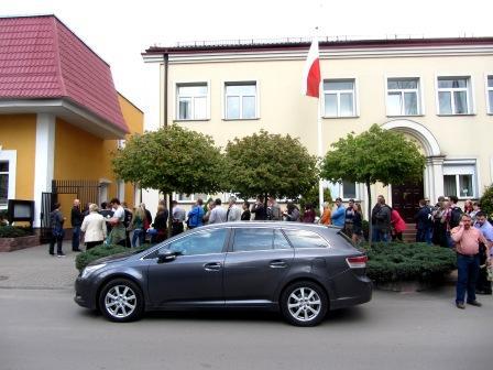 Ответ на визовый вопрос знают в Генконсульстве РП в Бресте