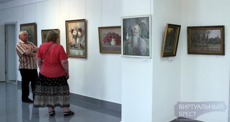 Выставка «Мой Брест – моя крепость», посвященная 100-летию Н. Д. Чурабо