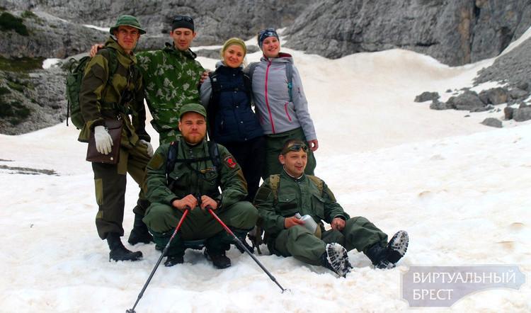 """Члены ВИК """"Гарнизон"""" принимают участие в высокогорной экспедиции"""