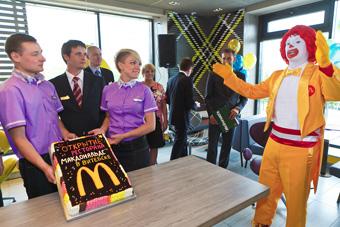 Появится ли в Бресте «МакДональдс»? Планы есть...