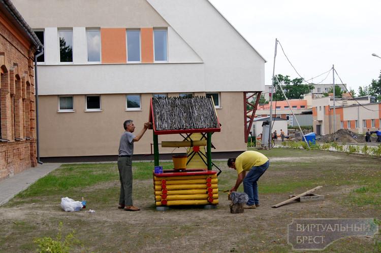 С 21 июля приём детей детской поликлиникой № 1 осуществляется по ул. Кижеватова, 74