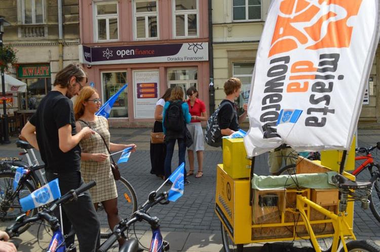 Граждане Польши поддержали открытие велосипедного движение на ПП «Брест»