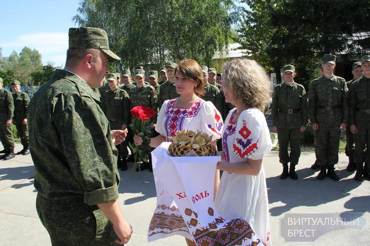 Брестские военные вернулись с Российского полигона «Телемба»