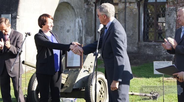 Проект по инвентаризации наследия Брестской крепости получил грант на сумму 100 000$