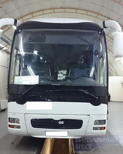 За контрабанду изъят рейсовый автобус, следовавший по маршруту «Ганновер-Минск»
