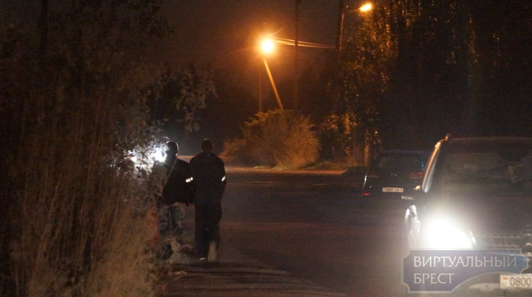 """Как мы """"ловили"""" нарушителей ночью на неосвещённой улице"""