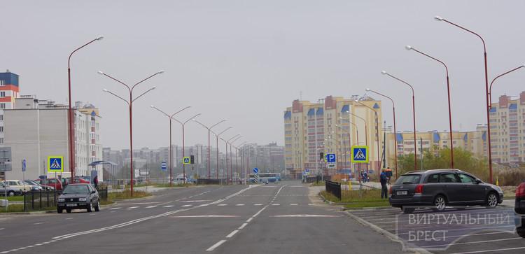 Продолжается застройка нового микрорайона ЮЗМР-2