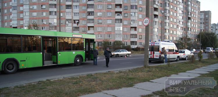 Под колёсами автобуса на ул. Луцкой погиб ребёнок-велосипедист