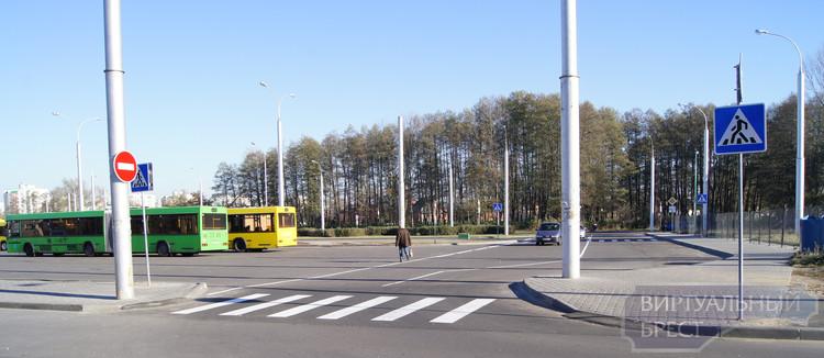 Об организации дорожного движения в районе диспетчерского пункта микрорайона «Южный»