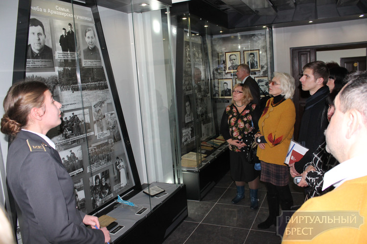 Республиканский семинар руководителей музеев прошёл в Бресте