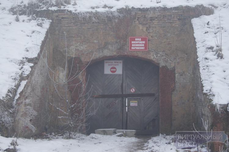 Начались работы по восстановлению казарм 125-го стрелкового полка