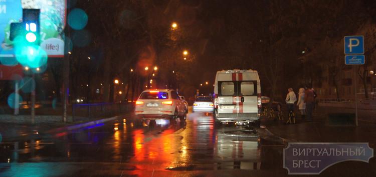 Три пешехода травмированы в Бресте: подробности ДТП
