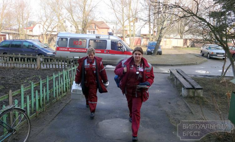 Новую подстанцию скорой помощи в Бресте планируется ввести в 2018 году