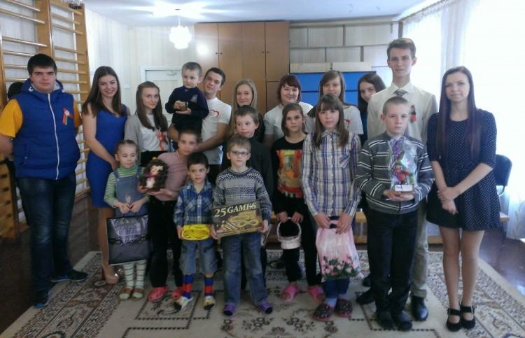 Состоялась районная акция «Дети-детям!»
