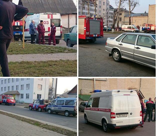 Жительница Барановичей обнаружила в квартире две гранаты
