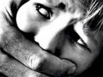 25-летний хулиган избил женщину, она в ответ укусила его