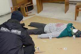В СК на брифинге для журналистов показали, как расследуют преступления
