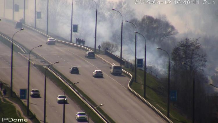 """В Бресте произошло возгорание в экосистеме на """"Варшавке"""""""