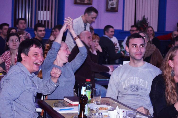 В Бресте родился ещё один пап-квиз... «IQ party» в формате шоу