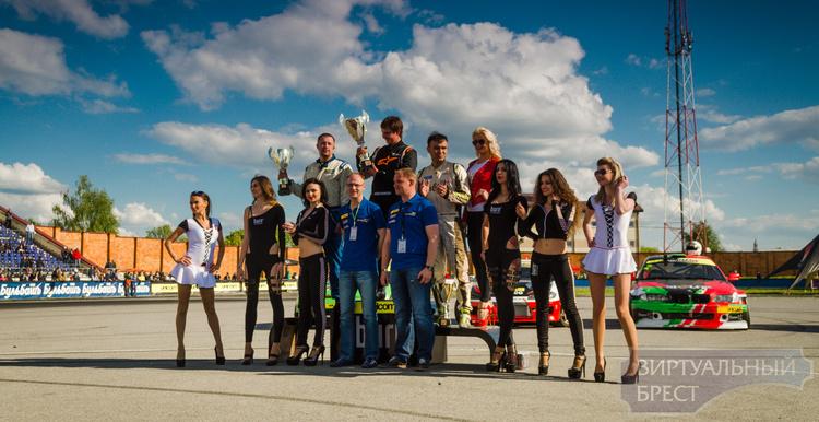 В Пинске состоялось открытие чемпионата РБ по дрифтингу
