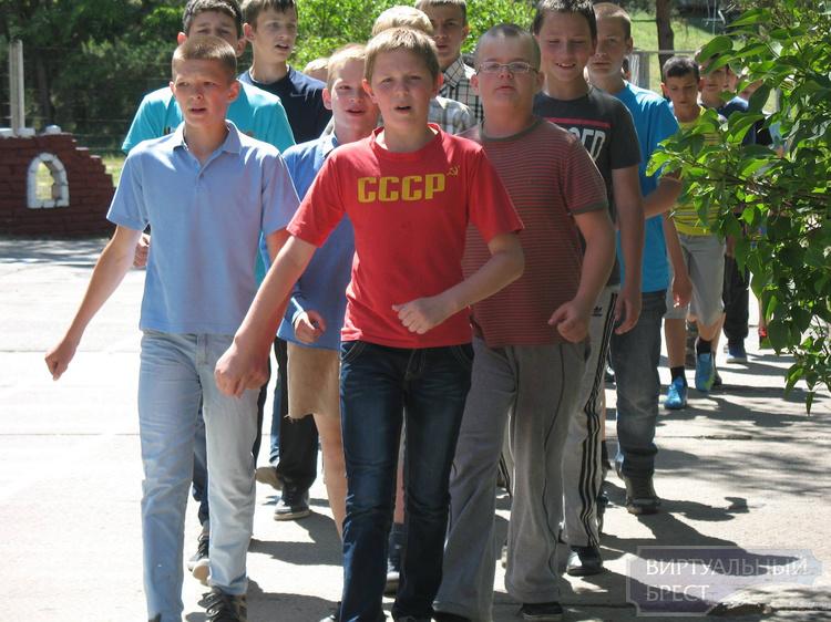 Палаточный форум-лагерь рабочей молодежи под Брестом соберет более 300 участников