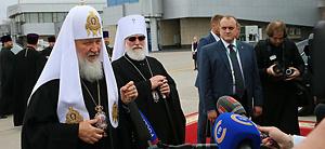 Патриарх Кирилл: в Брестской крепости, вероятно, погиб мой дядя