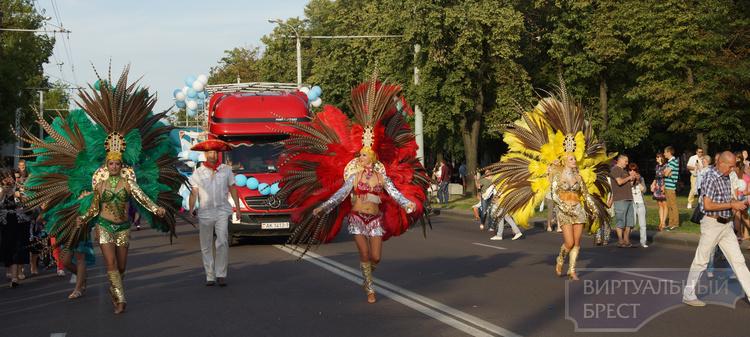 Берестейский карнавал обещает стать традиционным