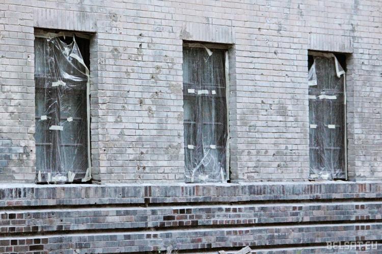 Строительство патриотического центра в крепости приостановлено
