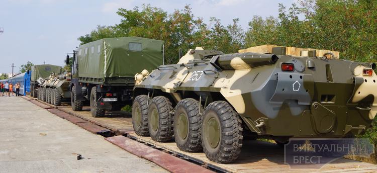 Масштабные учения с участием российских десантников пройдут под Брестом