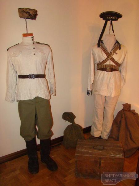 В Ивацевичском историко-краеведческом музее открывается выставка «Сто лет забвения»