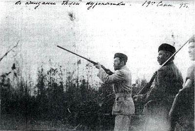 Царь Николай ІІ в Беловеже: охота, балы, политика